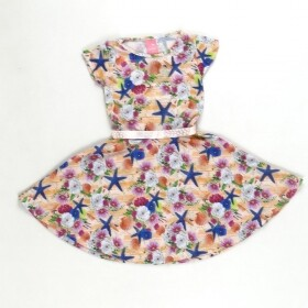 Vestido Sea Flowers