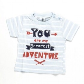 Camiseta My Greatest Adventure