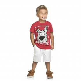 Camiseta Scooby-Doo Best Day - Kamylus