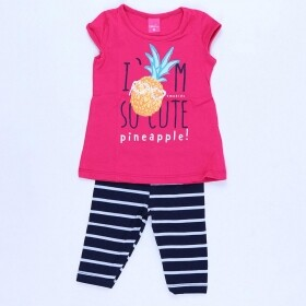 Conjunto Cute Pineapple Pink - TMX