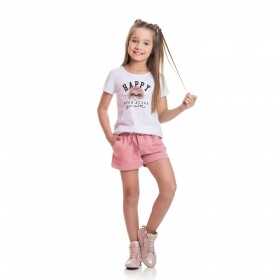 Conjunto Happy Ever After Branco - TMX