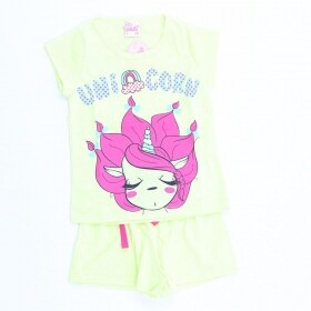 Pijama Brilha No Escuro Unicorn