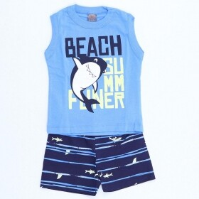 Conjunto Beach Fun Summer - Mister Kids