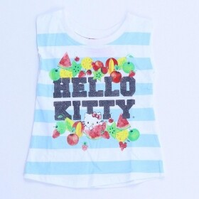 Blusa Hello Kitty Tropical