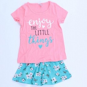 Conjunto Enjoy Little Things