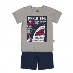 Conjunto Shark Dinner Time - Cristina
