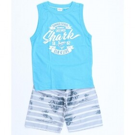 Conjunto Summer School Shark