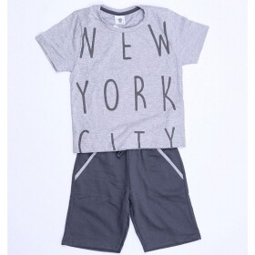 Conjunto New York Grey