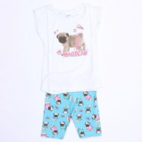 Conjunto Magical Love Pugs