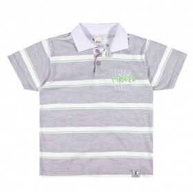 Camisa Polo I Travel Branco