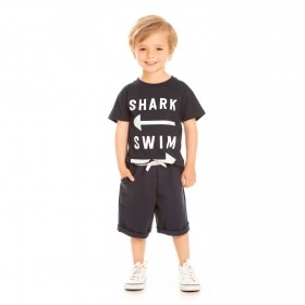 Conjunto Shark Swim