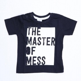 Camiseta Master Of Mess Preto - ByGus