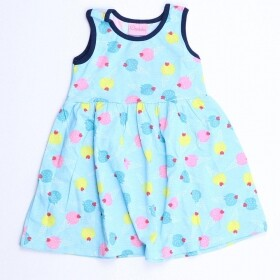 Vestido Fun Ice Cream Azul