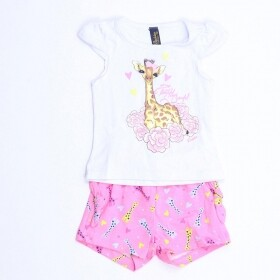 Conjunto Graceful Giraffe - Duduka