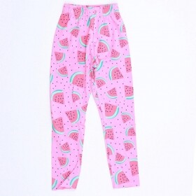 Calça Legging Watermelon Rosa