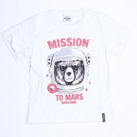 Camiseta Mission To Mars - Abrange