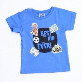 Camiseta Best Kid Ever - Duduka