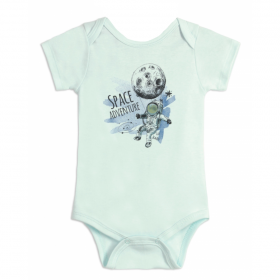 Body Suedine Space Adventure - Up Baby
