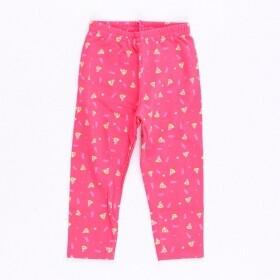 Calça Legging Pizza Lover Pink