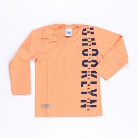 Camiseta Brooklyn Laranja