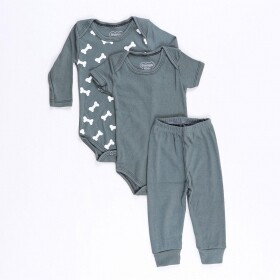Kit Body 3 Pçs Little Bones - Orango Kids