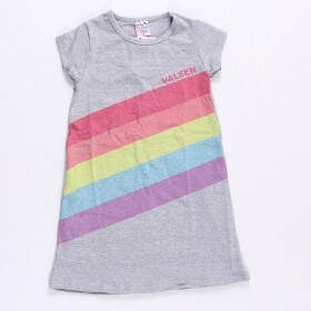 Vestido Over The Rainbow - Valeen Kids