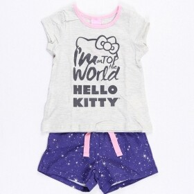 Pijama Hello Kitty World - Hello Kitty