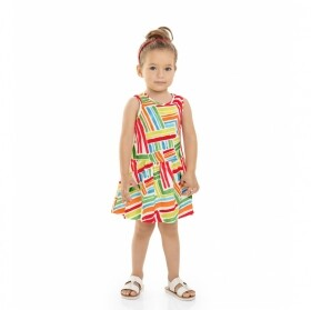Vestido Colorir - Bee Loop