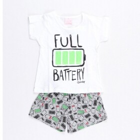 Pijama Full Battery - Quimby