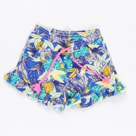 Shorts Jungle Azul - Costão