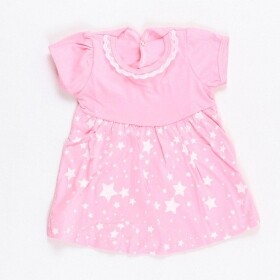 Vestido Little Star Rosa - JIDI