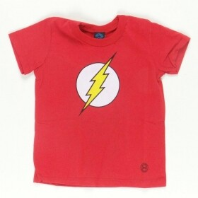 Camiseta The Flash Interativa Manga Curta - Kamylus
