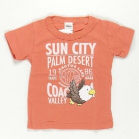 Camiseta Manga Curta Sun City