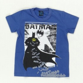 Camiseta Batman Azul