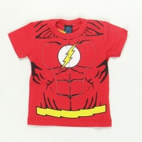 Camiseta Flash com Espuma