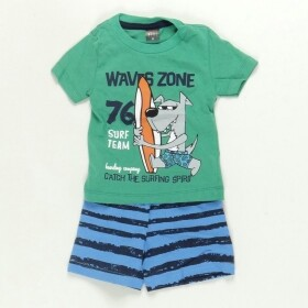 Conjunto Waves Zone Verde