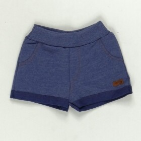 Shorts Moletinho Denim