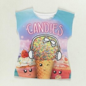 Blusa Candies Colors - Elian