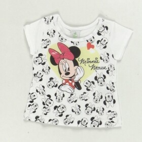Blusa Minnie Mouse