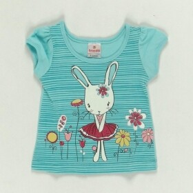 Blusa Happy Rabbit Verde