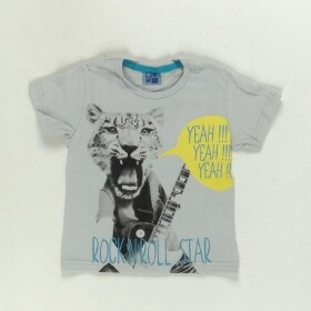 Camiseta Rockn Roll Star