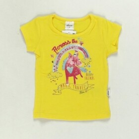 Blusa Magic Travel Amarelo