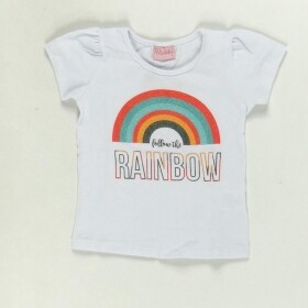 Blusa Follow the Rainbow