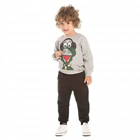 Conjunto Interativo Dino Winter - ByGus