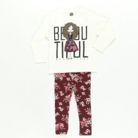 Conjunto Flowers BeYoutiful
