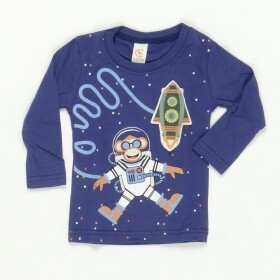 Camiseta Interativa Monkey In Space