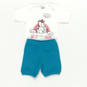 Conjunto Body Unicornio Fofo - Enjoy Baby