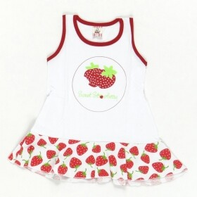 Camisola Sweet Strawberry - Enjoy Baby