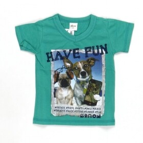 Camiseta Have Fun - Elian