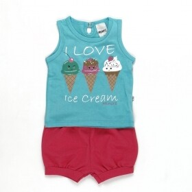 Conjunto Ice Cream